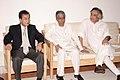 The Thailand Commerce Minister Mr. Krirk-krai Jirapaet with the Tripura Chief Minister, Shri Manik Sarkar at Agartala, Tripura on June 22, 2007.jpg