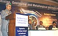 The Union Steel Minister, Shri Virbhadra Singh addressing the National Seminar on 'Raw Material Security for the Steel Industry- Challenges Ahead', in Kolkata on September 18, 2010.jpg