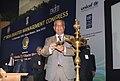 The Vice-chairman of National Disaster Management Authority (NDMA), Gen. N.C. Vij lighting the lamp to inaugurate the 2nd India Disaster Management Congress, in New Delhi on November 04, 2009.jpg