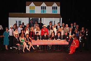 The Waltons - The cast at the 40th Anniversary of the show in 2012