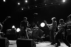 The Weakerthans in Winnipeg, Kanada (2007)