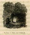 The Yanar or Flame near Deliktash - Beaufort Francis F - 1817.jpg