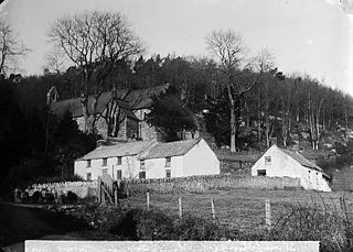 The church, Llanfihangel Genau'r-glyn (Llandre)