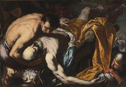 The death of King Josiah