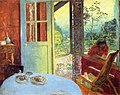 The dining room in the country by Pierre Bonnard (1913).jpg