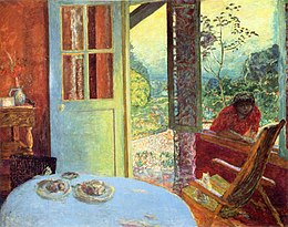 Sala da pranzo in campagna