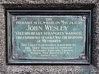 an analysis of the deed of declaration by john wesley John wesley was a methodist traveling preacher when wesley signed the deed of declaration the young mr wesley: a study of john wesley and oxford.