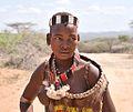 Third Wife, Hamer, Ethiopia (15314147376).jpg