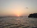 Thirumullaivasal Sunset.jpg