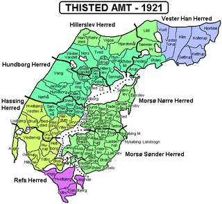Thisted County