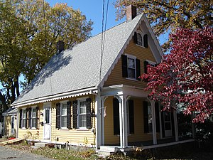 Thomas Curtis House - Image: Thomas Curtis House