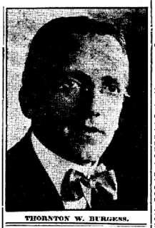 Thornton Burgess American conservationist