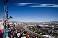 Thunderbirds perform a flyover for the NASCAR Kobalt Tools 400 150308-F-RR679-474.jpg