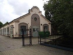 Tidaholms museum på Vulcanön i Tidaholm, den 22 aug 2006.JPG