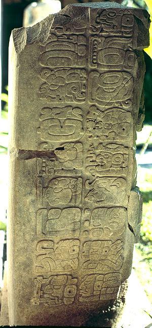 Chak Tok Ich'aak I - Image: Tikal St 26