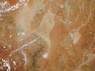 Tirari Desert desert in central Australia
