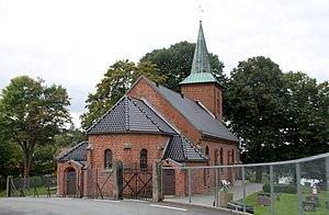 Tistedalen - Tistedal Church