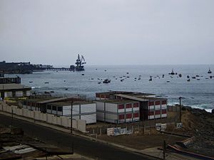 Tocopilla - Port of Tocopilla