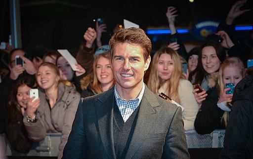 Tom Cruise in Dec 2012 (1 av 3)
