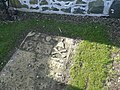 Tombstone at St. Mary's Chapel, Old Rattray. - geograph.org.uk - 1526905.jpg