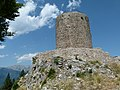 Torre de Mir - arribant-hi.JPG