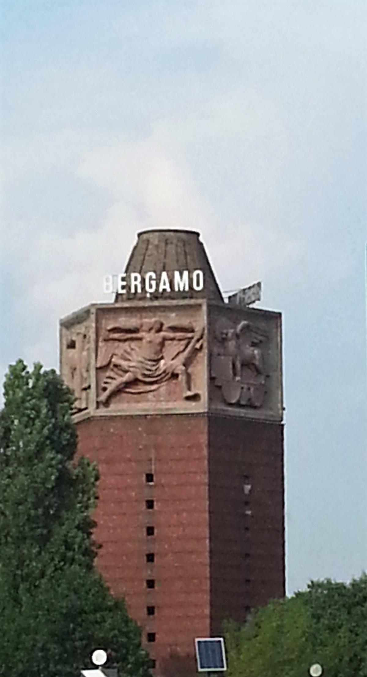 Torre Dei Venti  Bergamo