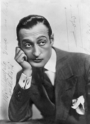 Totò, Neapolitan actor 1943