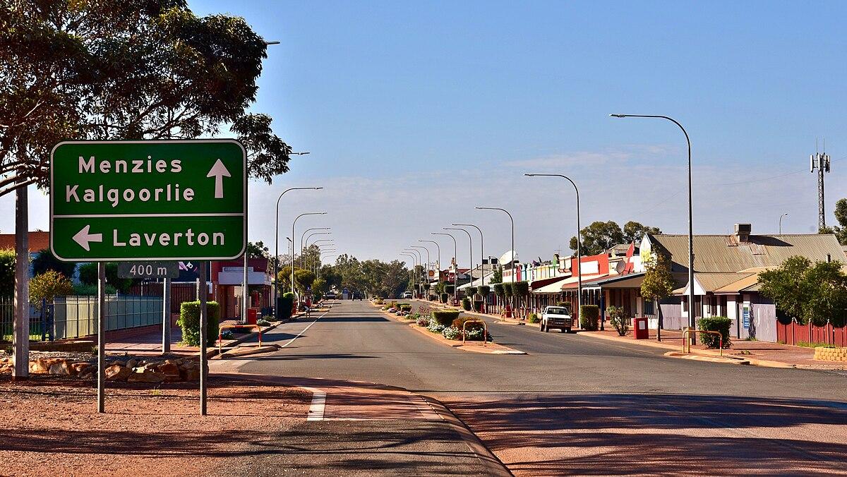 Leonora, Western Australia - Wikipedia
