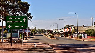Leonora, Western Australia Town in Western Australia