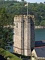 Tower of St Petrox church, Dartmouth - geograph.org.uk - 806849.jpg