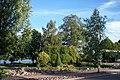 Town park in Mora.jpg