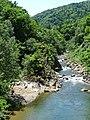 Toyohira River at Jozankei - Near Sapporo - Hokkaido - Japan - 02 (47992639668).jpg
