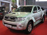 Toyota Hilux VI Double Cab Facelift front - PSM 2009.jpg