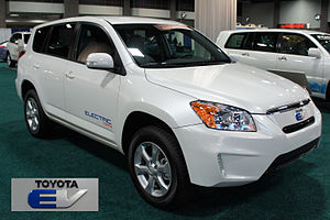 Toyota RAV4 EV - Image: Toyota RAV4 EV with badge WAS 2012 0791 copy