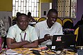 Training on Wikipedia's Voice, Wikimedia Fan Club, University of Ilorin C 13.jpg