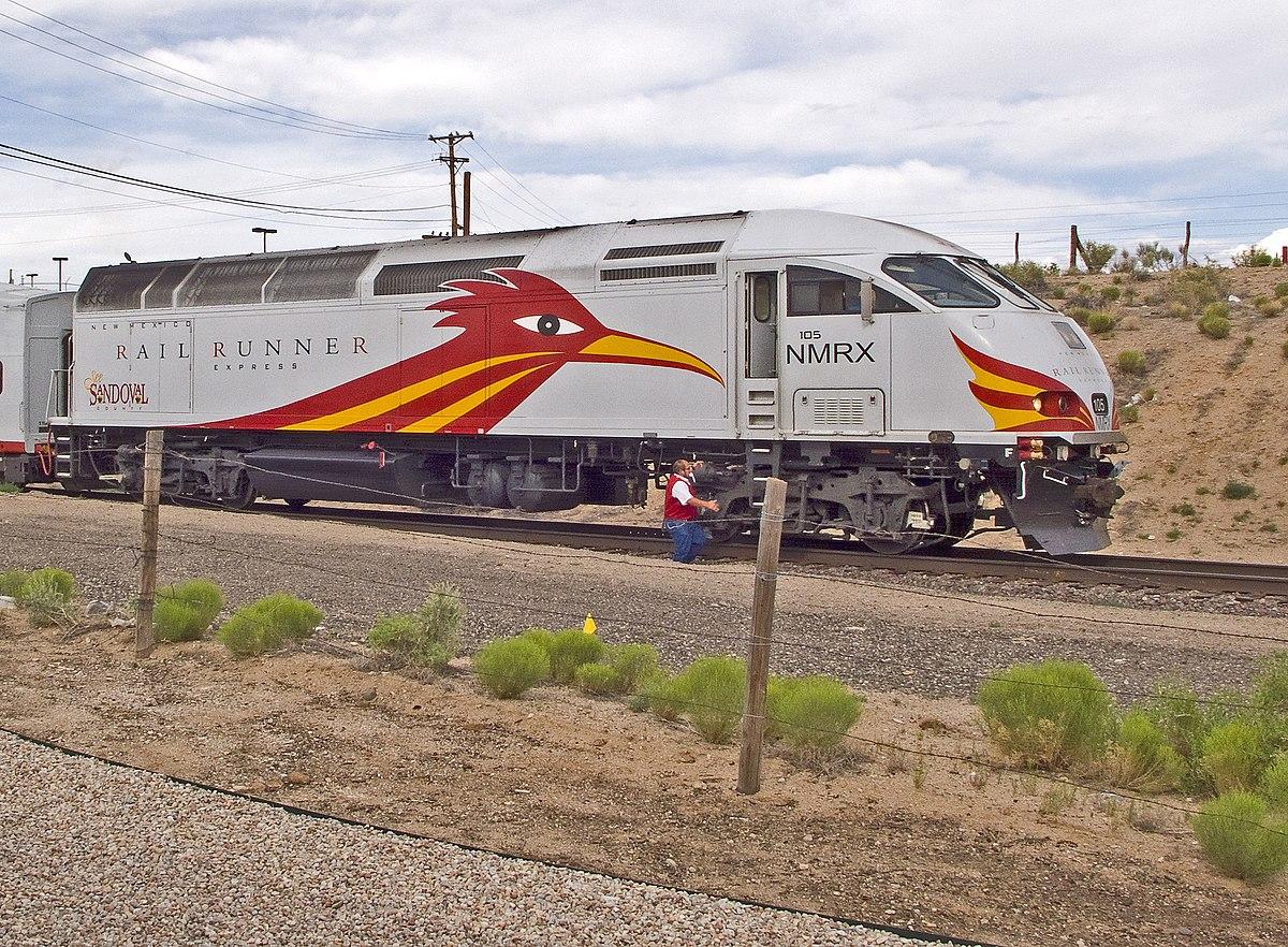 New Mexico Rail Runner Express - Wikipedia