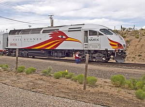 MPI MPXpress - New Mexico Rail Runner MP36PH-3C in New Mexico