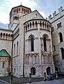 Trento Cattedrale San Vigilio Vescovo Apsis 2.jpg