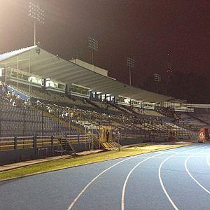 Estadio Doroteo Guamuch Flores - Image: Tribuna Mateo Flores