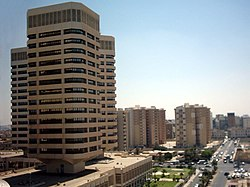 Tripoli Central Business District.  Image: Jaw101ie.