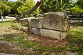 Trogir - stones from ancient fortification walls - 51385231374.jpg