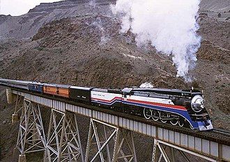 United States Bicentennial - American Freedom Train