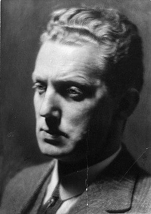 Trygve Gulbranssen - Trygve Gulbranssen in 1920.