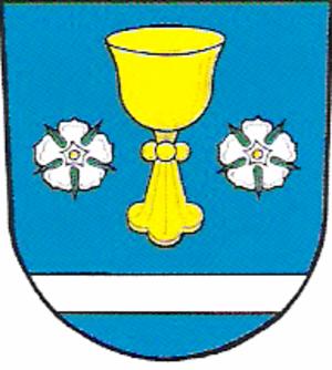 Třanovice - Image: Trzanowice herb