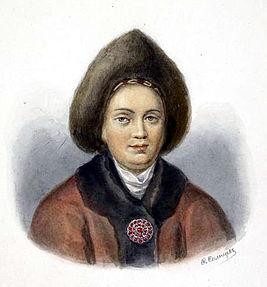 Марфа Алексеевна