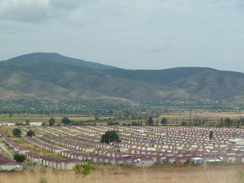 Tserovani IDPs settlement, Georgia (02)