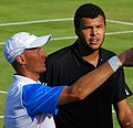 Tsonga and Davydenko (8533162674).jpg