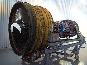 General Electric CF6 - CF6 at the TAM Museum
