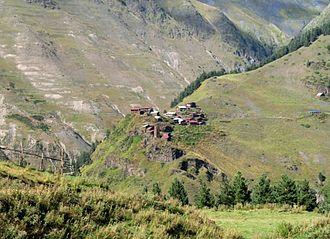 Tusheti - Image: Tusheti (7)
