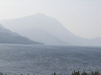 Tutshi Lake from Klondike Highway, British Columbia 5.jpg